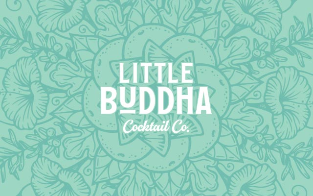 An example of the Little Buddha branding as created by 5Fold